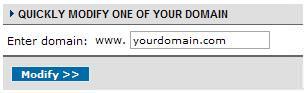 Redirect blogger to namecheap domain