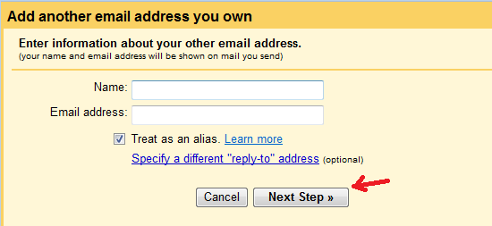 Add another email address you own Automatically Forward All Mails From One Gmail Account to Another Gmail