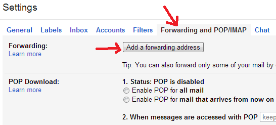 Forwarding mails Automatically Forward All Mails From One Gmail Account to Another Gmail