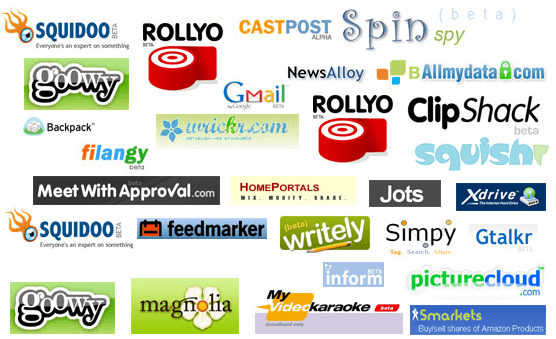 Popular Website Logos 220 most popular and smashing