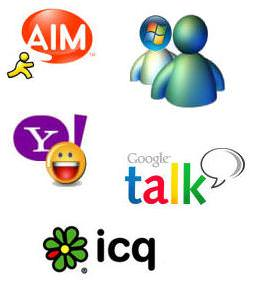 instant messaging clients