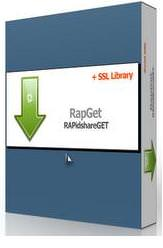 rapget rapidshare tools