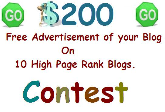 free advertisement of blogs