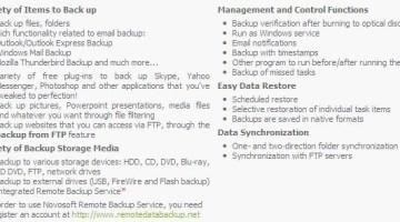 Free Handy Backup Standard 5 License Keys- Giveaway Worth $195
