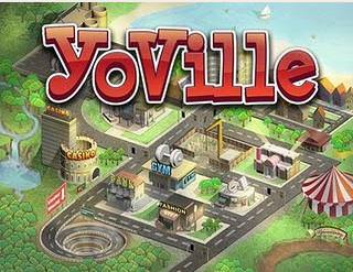 yoville facebook game