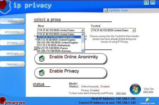 privacy pro hide ip