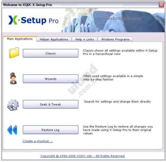 X-Setup Pro free
