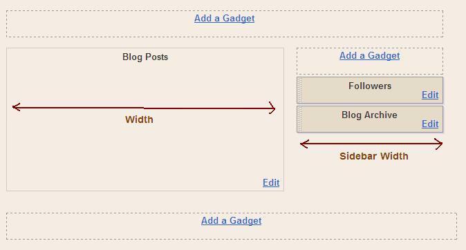 adjust sidebar and post secton
