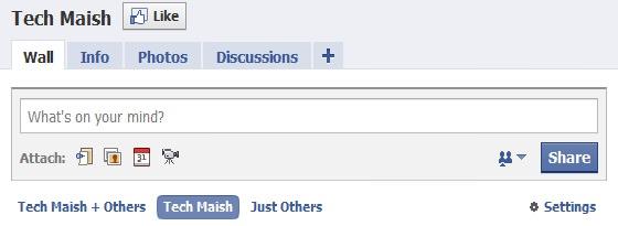 techmaish fan page