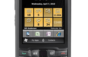 First Thoughts On The New Motorola Es400