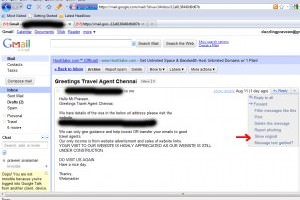 How to Find IP Address of Your Gmail Sender