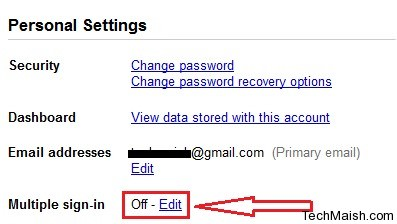 Two Gmail Accounts in One Browser- Multiple Account Access -