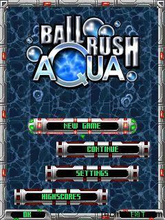 HeroCraft Ball Rush Aqua