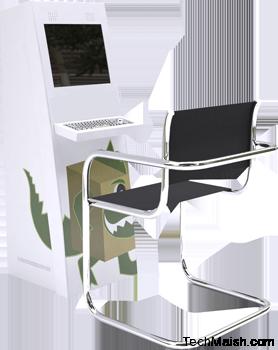Kiosk -Sitdown model