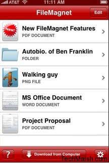 filemagnet project management