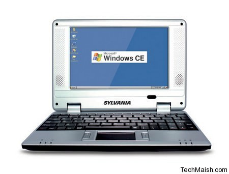 sylvania netbook1 3 Cheapest Netbooks You Can Afford To Buy On Internet