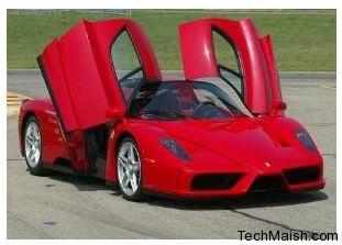 Ferrari Enzo Expensive Car