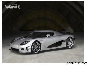 Koenigsegg Trevita Car