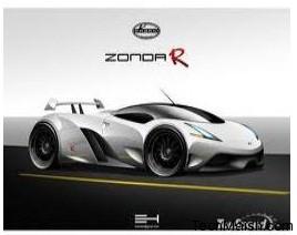 Pagani Zonda C12 Car