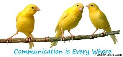 blogging communication tools