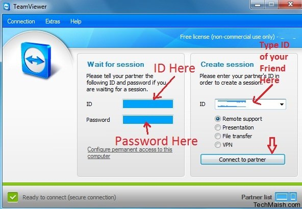 team viewer installation How to Install and Use Team Viewer