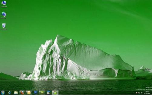 go green windows 7 theme 20 Windows 7 Rocking and Smashing Themes