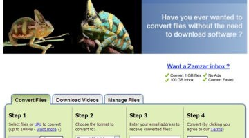 Convert Computer Files for Free Using Online File Converter Tool