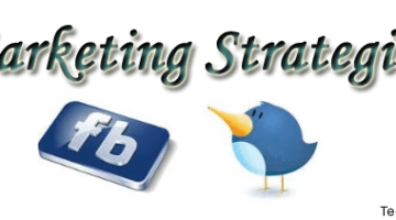 Twitter and Facebook Marketing Strategies That Are Applicable