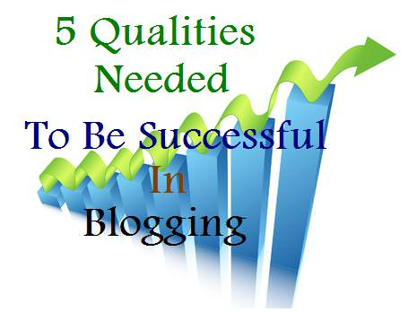 qualities in a successful blogger