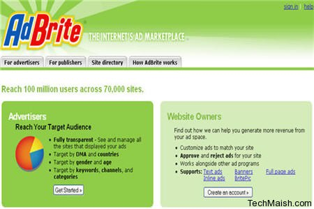 AdBrite 40 High Paying CPM Advertising Networks to Make Money in 2014