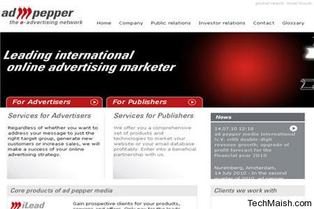 AdPepper 40 High Paying CPM Advertising Networks to Make Money in 2014