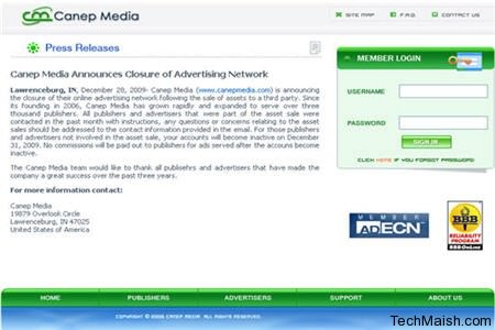 Canep Media 40 High Paying CPM Advertising Networks to Make Money in 2014