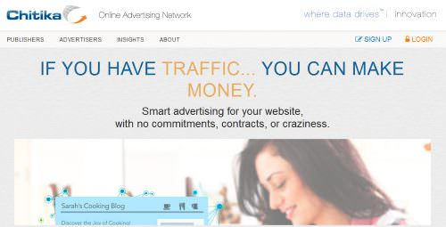 Chitika Online Advertising Network