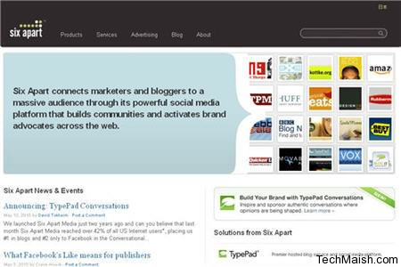 Sixapart 40 High Paying CPM Advertising Networks to Make Money in 2014