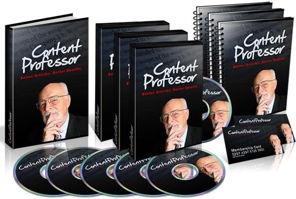 Content Professor