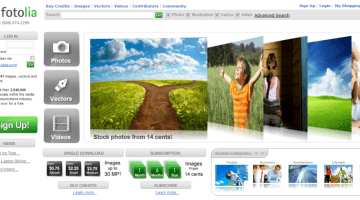 Fotolia- Worldwide Social Market Place for Royalty Free Stock Images