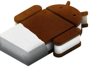 Ice Cream Sandwich Google Android