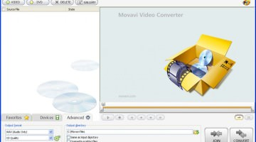 Movavi- A Perfect Video Converter and Editing Software