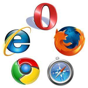 web browser support