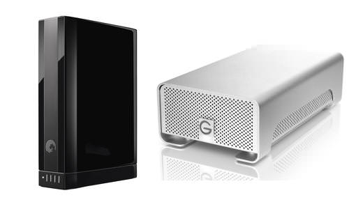 Seagate Hitachi 4TB HDD
