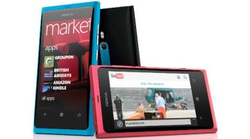 Nokia's First Windows Phone Lumia 800