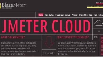JMeter Cloud Testing With BlazeMeter