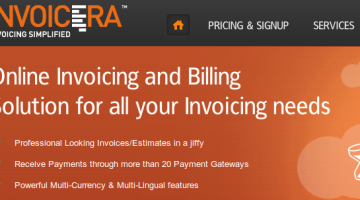 Invoicera- An Extraordinary & Cost-Effective Solution To Tackle Your Invoicing Requirements Effortlessly
