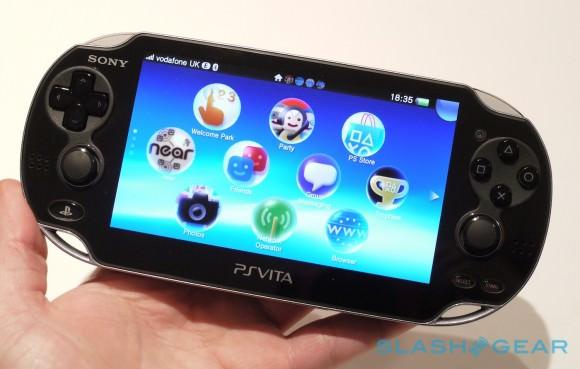 Sony PS Vita Console