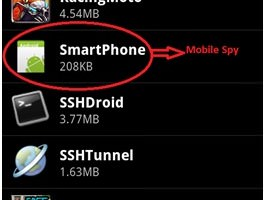 Are Cell Phone Monitoring Apps are really Untraceable on Android?