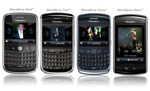 blacberry mobile phones