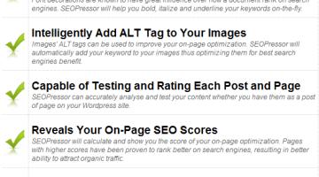 [Giveaway] SEOPressor WordPress Plugin for Free- Retweet, Like and Win