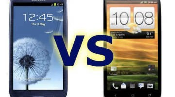 Gaining Facts that Can Help You Making Choice Between Samsung Galaxy S3 and HTC One X