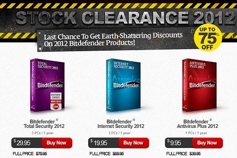 bitdefender 75 percent discount
