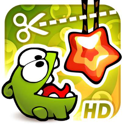 cut the rope hd game